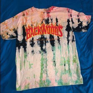 Tie Dye Backwoods Tee
